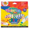 Flamastry pieczątki stempelki COLORINO KIDS 10 sztuk (34623PTR)