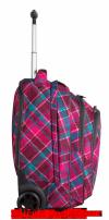 Plecak CoolPack TARGET na kółkach w kolorowe kółka DOTS 1043 (79990)