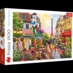 TREFL Puzzle 1500 el. Urok Paryża (26156)