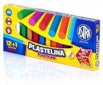 Plastelina 12 + 1 kolorów ASTRA (303115007)