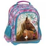 Plecak szkolny I LOVE HORSES Konie (PL15BKO19)