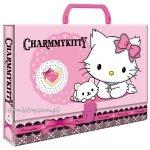 Teczka z rączką Charmmy Kitty, licencja Sanrio (TTRCK)