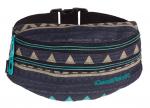 Saszetka na pas torba nerka COOLPACK MADISON w etniczne wzory, EMERALD ETHNIC 932 (69991)
