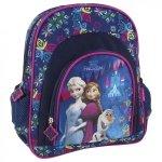 Plecak przedszkolny wycieczkowy FROZEN KRAINA LODU, licencja Disney (PL12KL24)