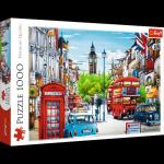 TREFL Puzzle 1000 el. Ulica Londynu (10557)
