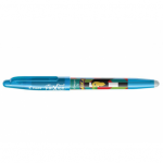 Długopis żelowy pióro wymazywalny FriXion PILOT by Mika JASNY NIEBIESKI  (45238)