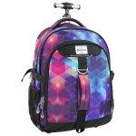 Plecak szkolny młodzieżowy na kółkach (PLM18KA30)