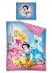 Komplet pościeli pościel Princess Księżniczki 140 x 200 cm (PRI06DC)