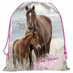 Worek na obuwie I LOVE HORSES Konie (WOKO18)