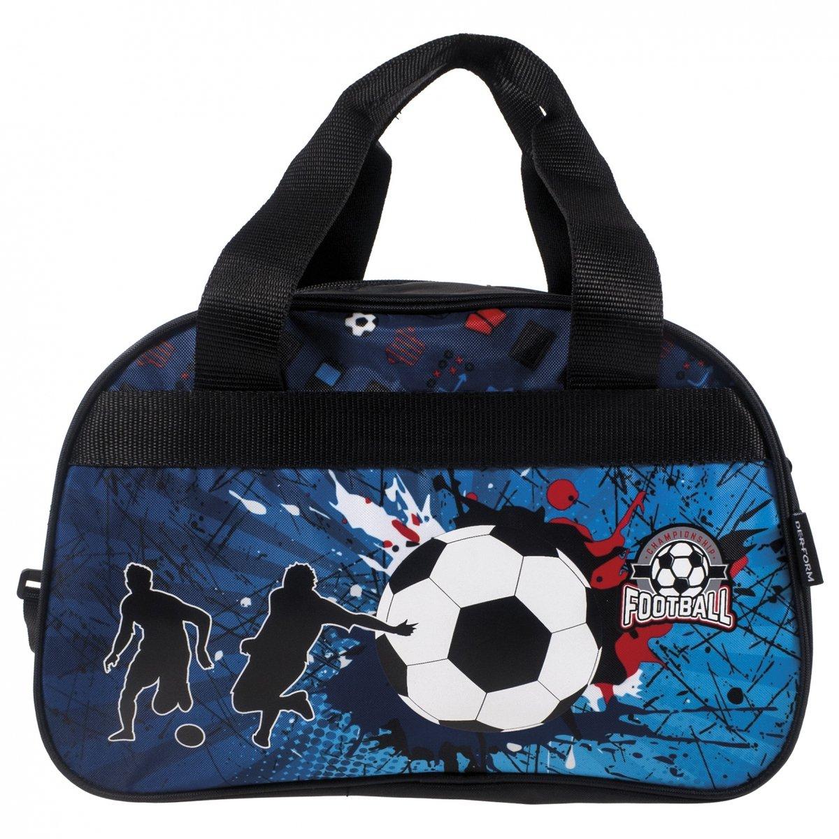 e15ea33d71555b Torba podróżna, sportowa FOOTBALL Piłka nożna (TPPI12) | plecaki ...