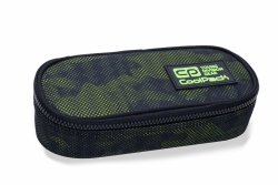 Piórnik CoolPack CAMPUS zielone moro, CAMO MOSS GREEN (B62070)
