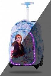 ZESTAW 2 el. Plecak CoolPack JACK LED na kółkach Kraina Lodu, FROZEN 2 (B52305SET2CZ)