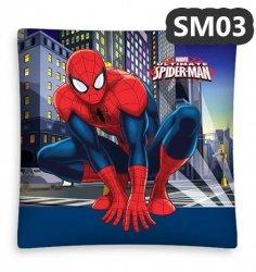 Poszewka na poduszkę Spider Man 40 x 40 cm (SM03)