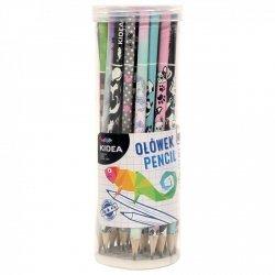 Ołówek szkolny trójkątny HB PANDA (OTNKA)