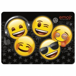 Podkładka laminowana Emoji EMOTIKONY (PLAEM01)