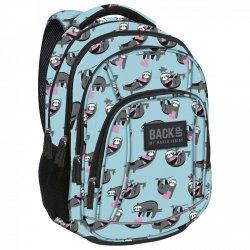 Plecak szkolny młodzieżowy BackUP LENIWCE LENIWIEC (PLB2A21)