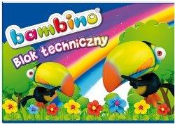BLOK TECHNICZNY A4 BAMBINO (01550)