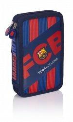 Piórnik szkolny FC BARCELONA z wyposażeniem FC-144 (503017003)