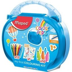 Walizeczka Colorpeps Jumbo MAPED (74161)