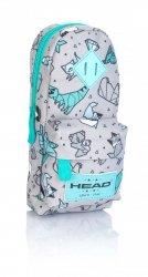 Piórnik szkolny HEAD plecaczek zwierzątka, ANIMALS HD-240 (505019025)