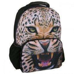 FULLPRINT Plecak szkolny młodzieżowy PANTERA (PL17FA01)