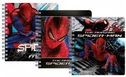 Kołonotatnik Amazing Spiderman, licencja Marvel (KNAS)