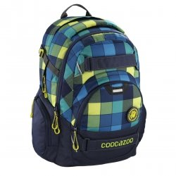 Coocazoo plecak CarryLarry 2 MatchPatch, Lime District (138739)