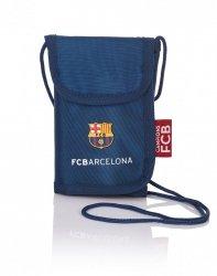 Portfel saszetka na szyję FC BARCELONA FC-157 (504017002)