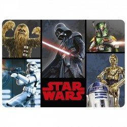 Podkładka laminowana STAR WARS Gwiezdne wojny (PLASW05)