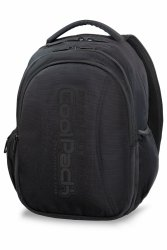 Plecak CoolPack JOY XL czarny, SUPER BLACK (A22114)