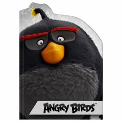 Notes kształtowy ANGRY BIRDS MIX (NKA6AB13)