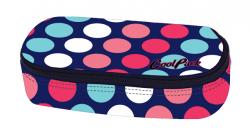 Piórnik CoolPack CAMPUS w kolorowe kółka DOTS (79396CP)