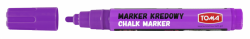 MARKER kredowy zmywalny TOMA,  fioletowy (TO-292)