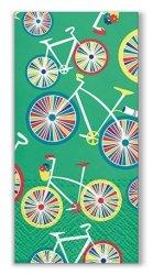 Chusteczki higieniczne BICYCLES Rowery, 10 sztuk (SDM000201)