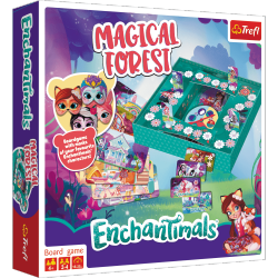 TREFL Gra planszowa Magical Forest, Enchantimals (01684)