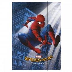 Teczka rysunkowa A4 z gumką Spiderman (TGA4SH)