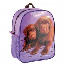 Plecak przedszkolny, wycieczkowy Rachael Hale Pieski (RHB303)