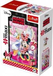 TREFL Puzzle miniMaxi 20 el. Myszka Minnie Butik (21020)