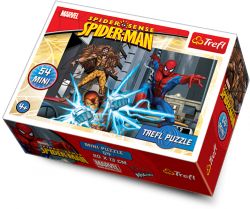 TREFL Puzzle mini 54 el. Spider Man (19373)