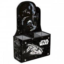 Biurkowy pojemnik na przybory szkolne STAR WARS Gwiezdne wojny (PPSSW)