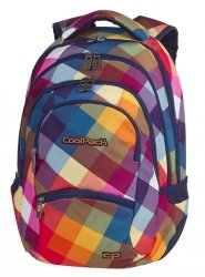 Plecak CoolPack COLLEGE pastelowa krata, CANDY CHECK (82454CP)