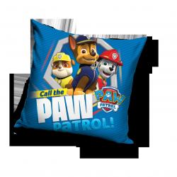 Poszewka na poduszkę  Psi Patrol 40 x 40 cm (PAW162007)