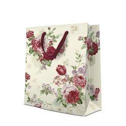 Torebka na prezenty Mysterious Roses, Paw (AGB1003602)
