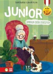 Pies na medal. Junior - opiekun osób starszych (37648)