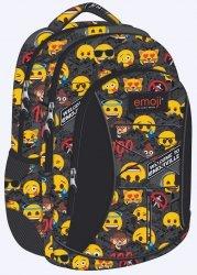 Plecak młodzieżowy ST.RIGHT Emoji EMOTIKONY BP32 (06085)