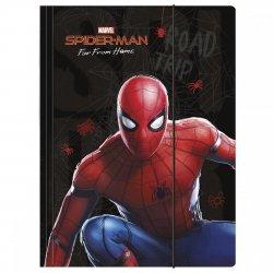 Teczka rysunkowa A4 z gumką Spiderman Far From Home (TGA4SM13)