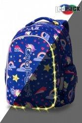 Plecak CoolPack LED JOY M jednorożce UNICORNS (94849)
