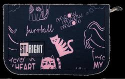 Piórnik St.Right bez wyposażenia w kotki, CATS PC03 (21062)