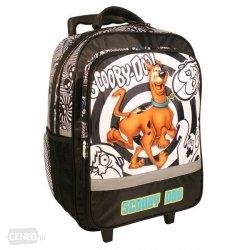 Plecak szkolny na kółkach Scooby Doo, Hannah-Barbera (SDA134)
