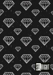 Zeszyt A4 60 kartek w kratkę DIAMONDS (05145)